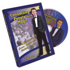 Trevor Duffy Products for Magicians - connecting_people_with_magic