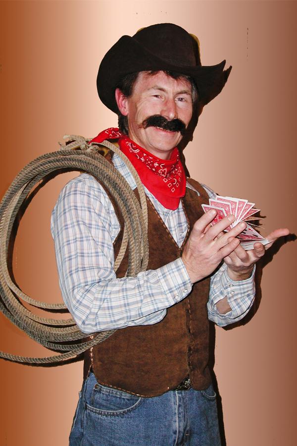 cowboy magician