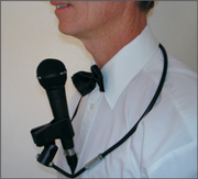 Trevor Duffy Products for Magicians - microphone brace