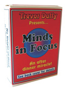 Trevor Duffy Products for Magicians - minds in focus